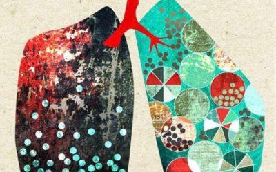 White Ribbon campaign: Στιγμιότυπα από τις εκδηλώσεις για την καμπάνια ενάντια στον καρκίνο του πνεύμονα
