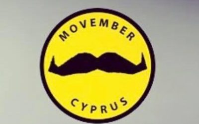 Movember Cyprus 2017 events